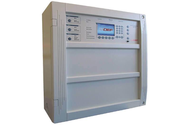 دستگاه مرکزی کنترل پنل